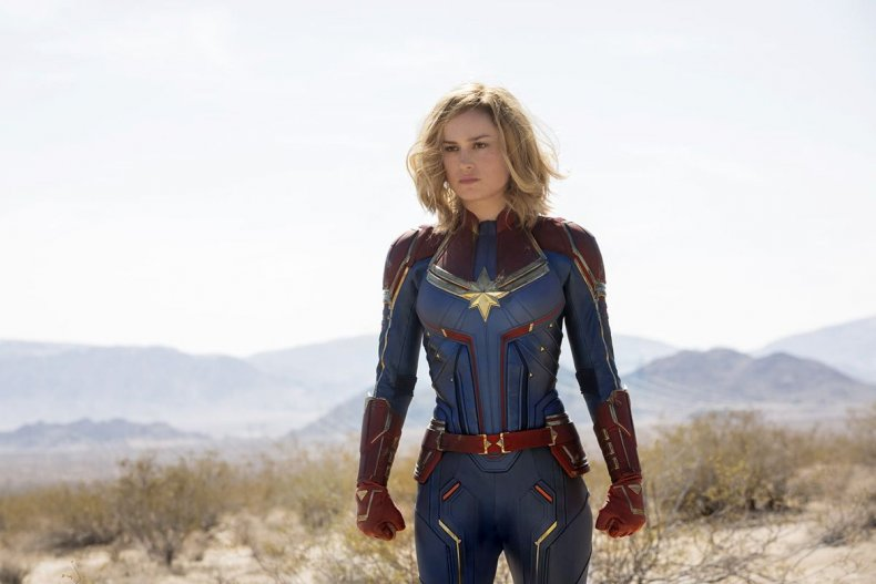 03 Captain Marvel