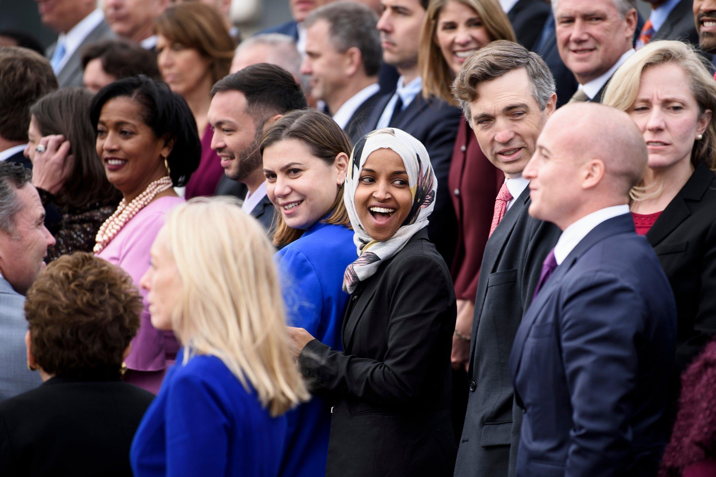 new, congress, 2019, alexandria, ocasio-cortez, freshman