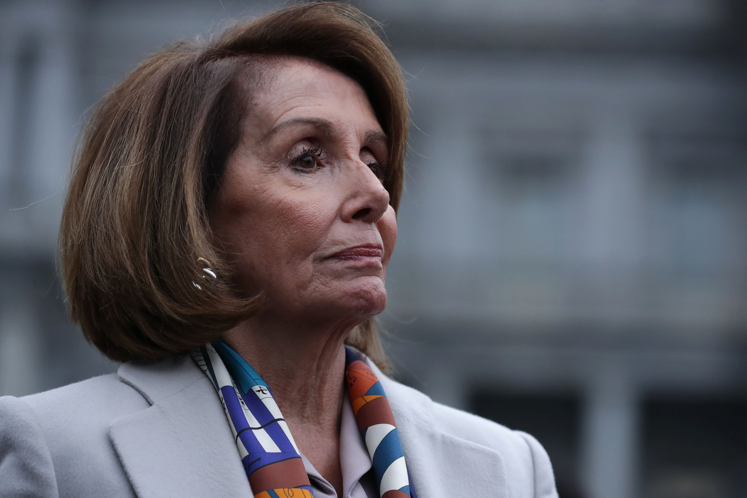 Nancy Pelosi Defends Government Shutdown Vacation: Trump 'May Not Realize This But Hawaii Is Part of the U.S.'