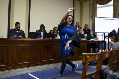 Rashida Tlaib member-elect lottery Congress