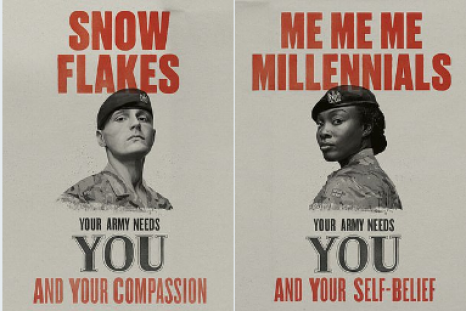 British Army recruitment