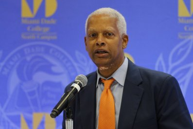 hank johnson trump hitler