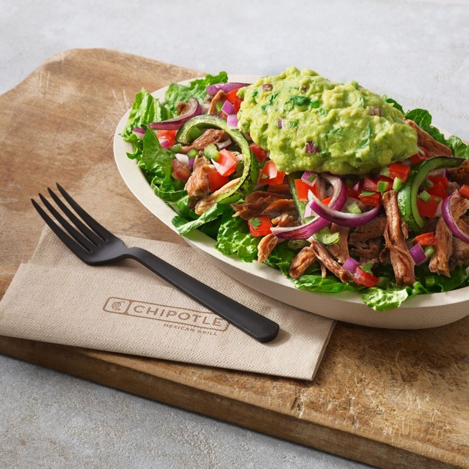 keto diet menu at chipotle