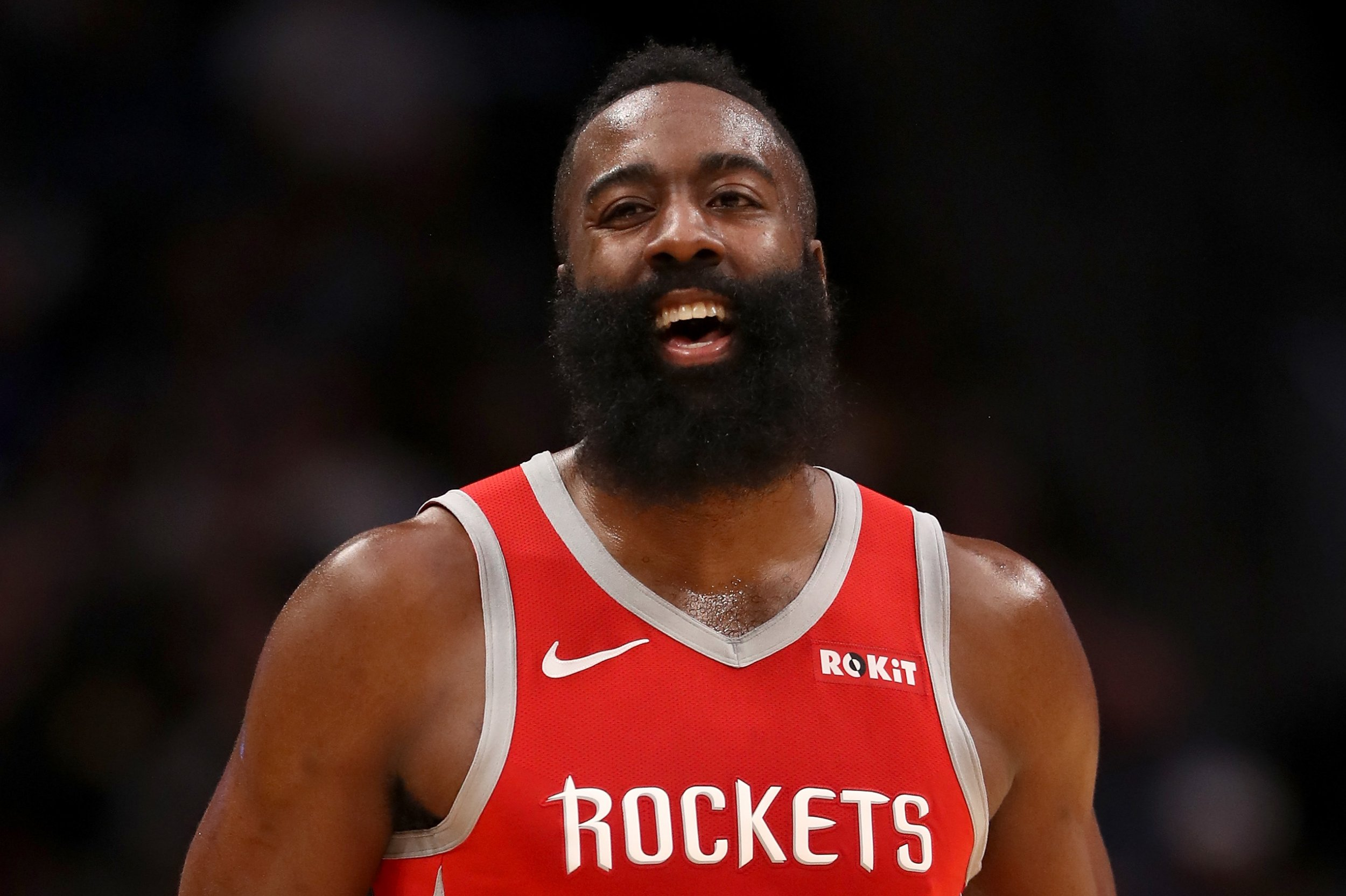 a95b21d4ed56 Can James Harden Win MVP Again  Rockets Star Scores 44 points as Houston  Beats Golden State