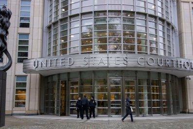 El Chapo trial Brooklyn court