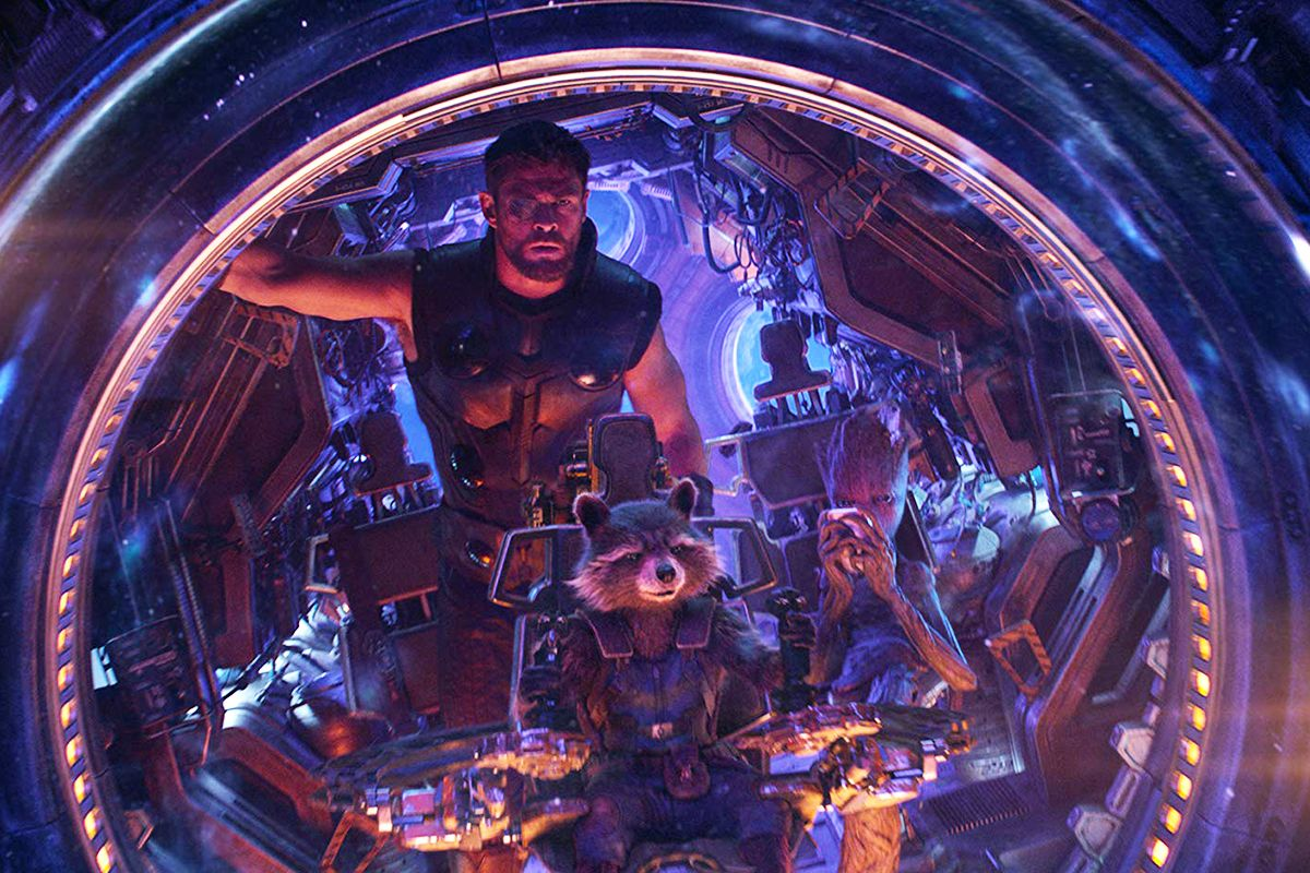 11 Avengers- Infinity War