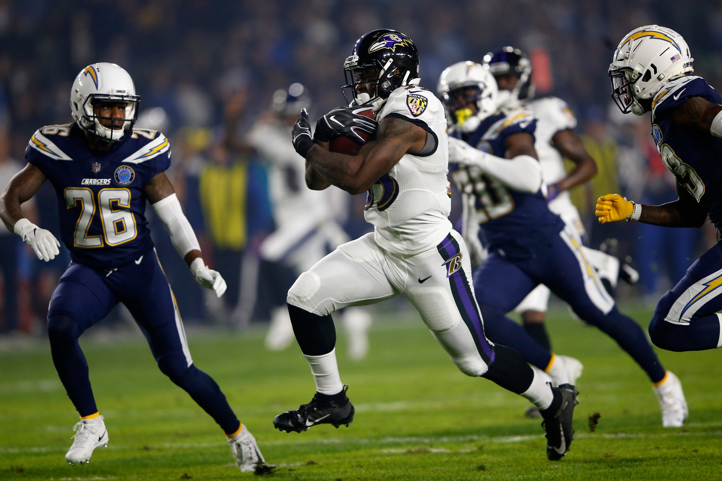 Nfl Playoff Picture 2019 Updated Bracket Divisional