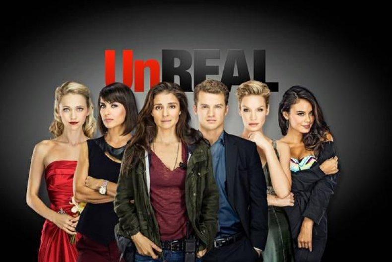 """UnREAL 2x02 Promo """"Insurgent"""""""