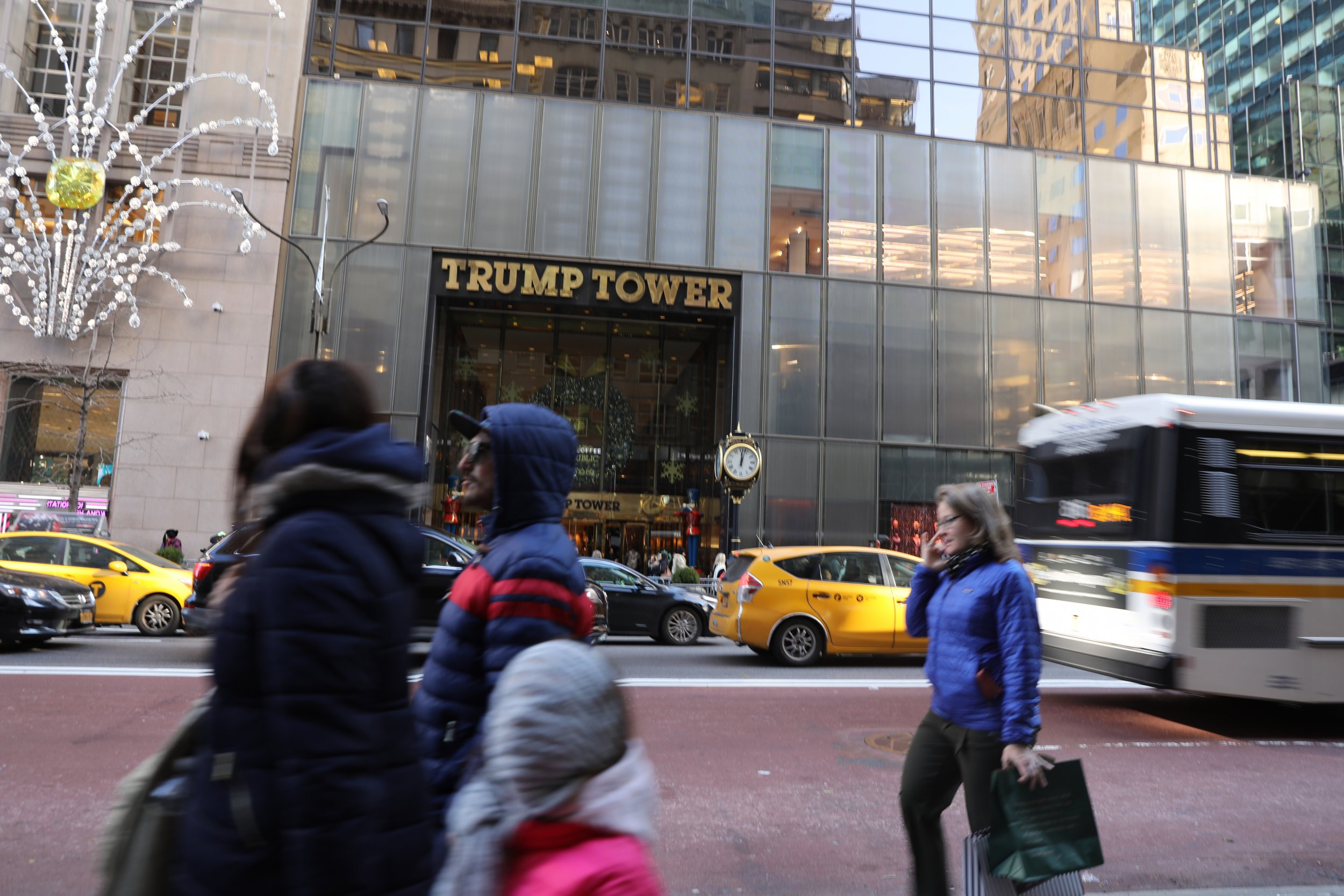 Trump Tower New York City