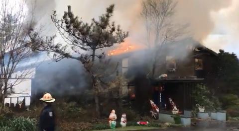 Mclean Virginia Fire