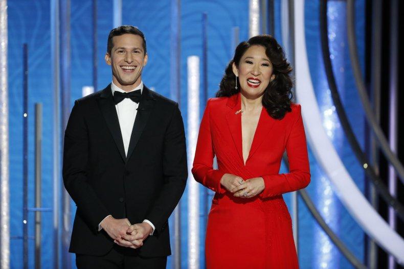 Golden Globes Hosts