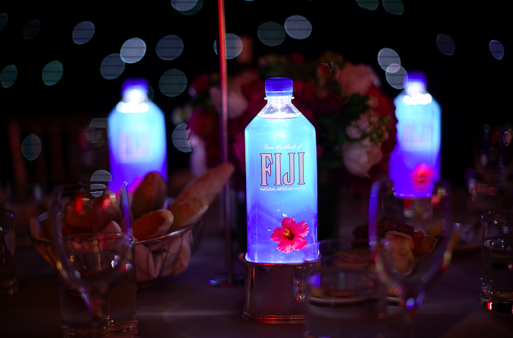 Who Is The Fiji Water Girl Kelleth Cuthbert Golden Globes