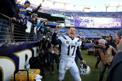 Philip Rivers, Los Angeles Chargers