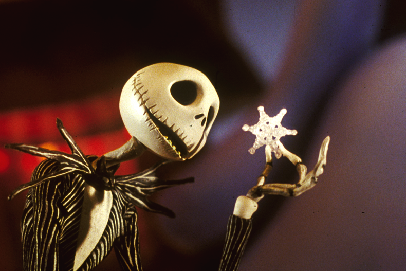 19 The Nightmare Before Christmas