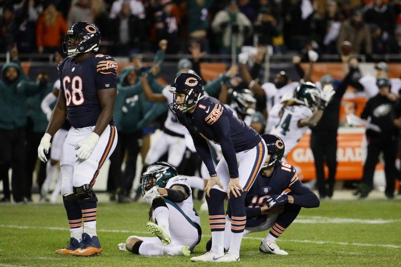 Cody Parkey, Chicago Bears