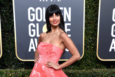 Jameela Jamil Golden Globes Name Snafu