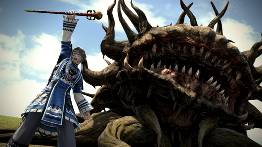Final Fantasy XIV' 4 5 Patch Notes: Update Brings New Blue