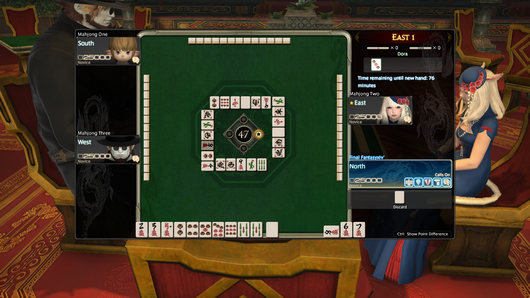 Final Fantasy XIV Patch Notes 4.5 Update new games mahjong