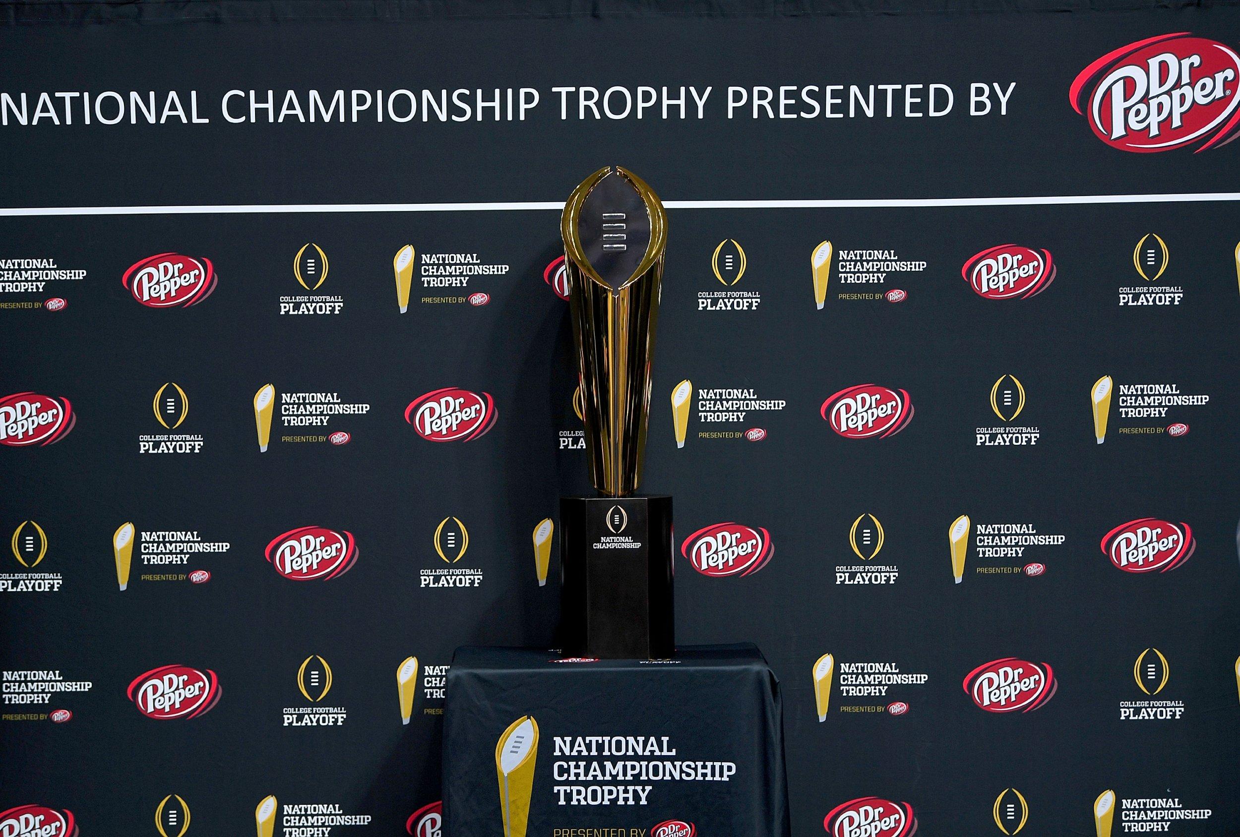 National Championship Trophy
