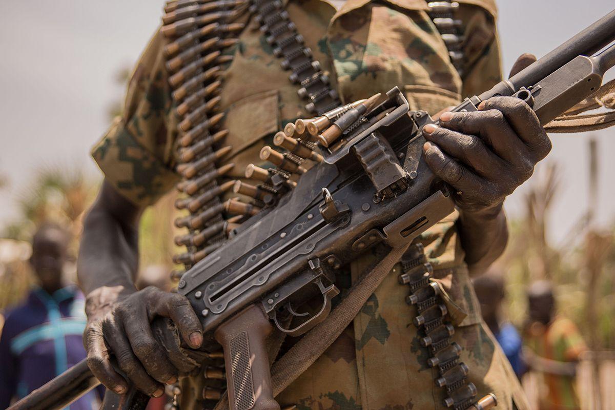08 South Sudan