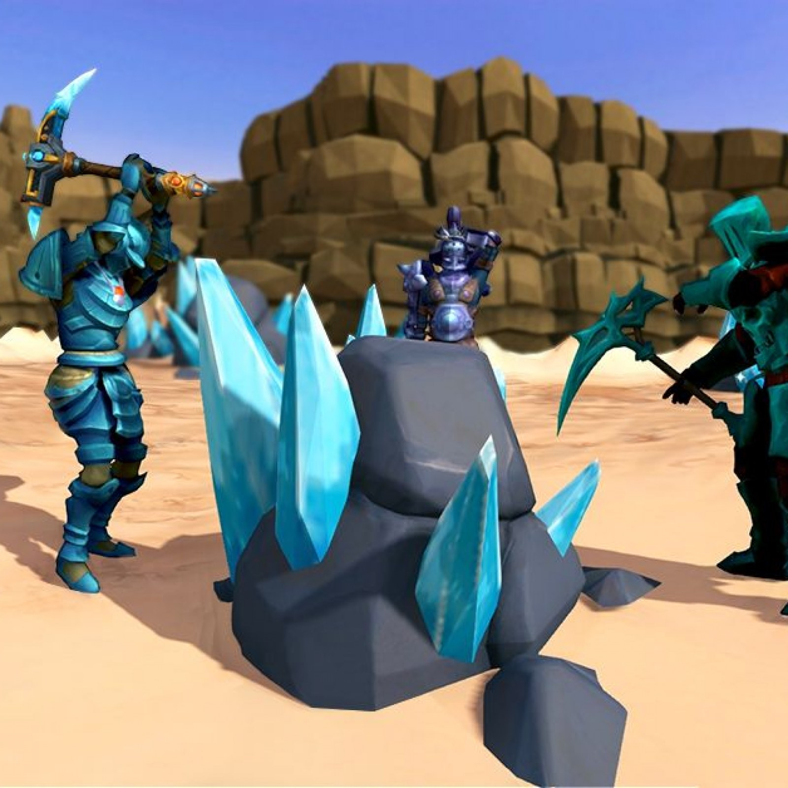 Runescape' Mining and Smithing Rework Update: Get Your Elder Rune