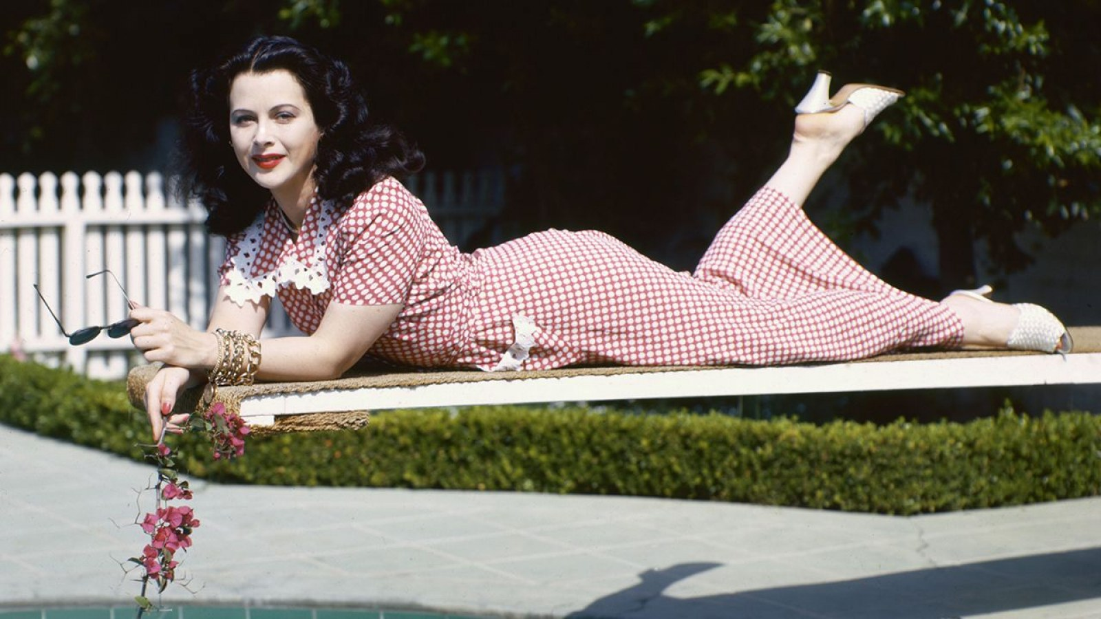 Thank Hedy Lamarr, The 'Most Beautiful Woman in the World,' for Your  Cellphone