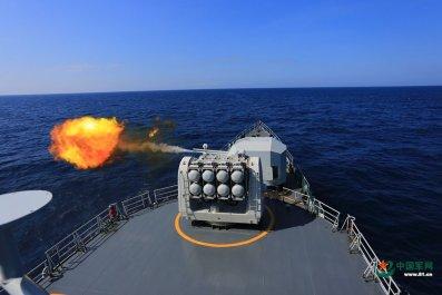 china, military, intercept, navy, south, sea