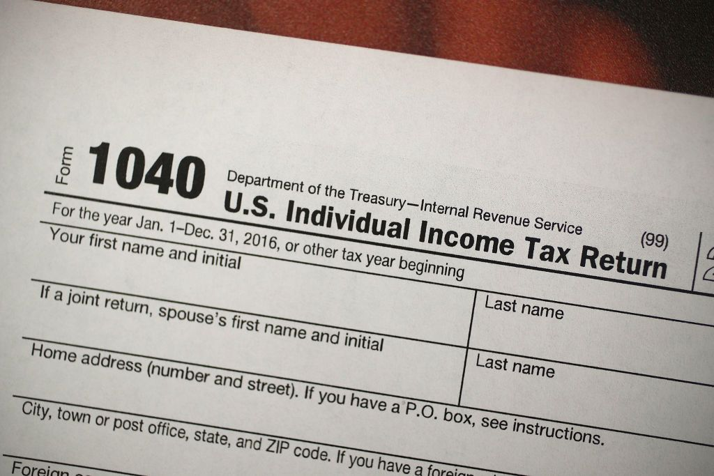 IRS Tax Return