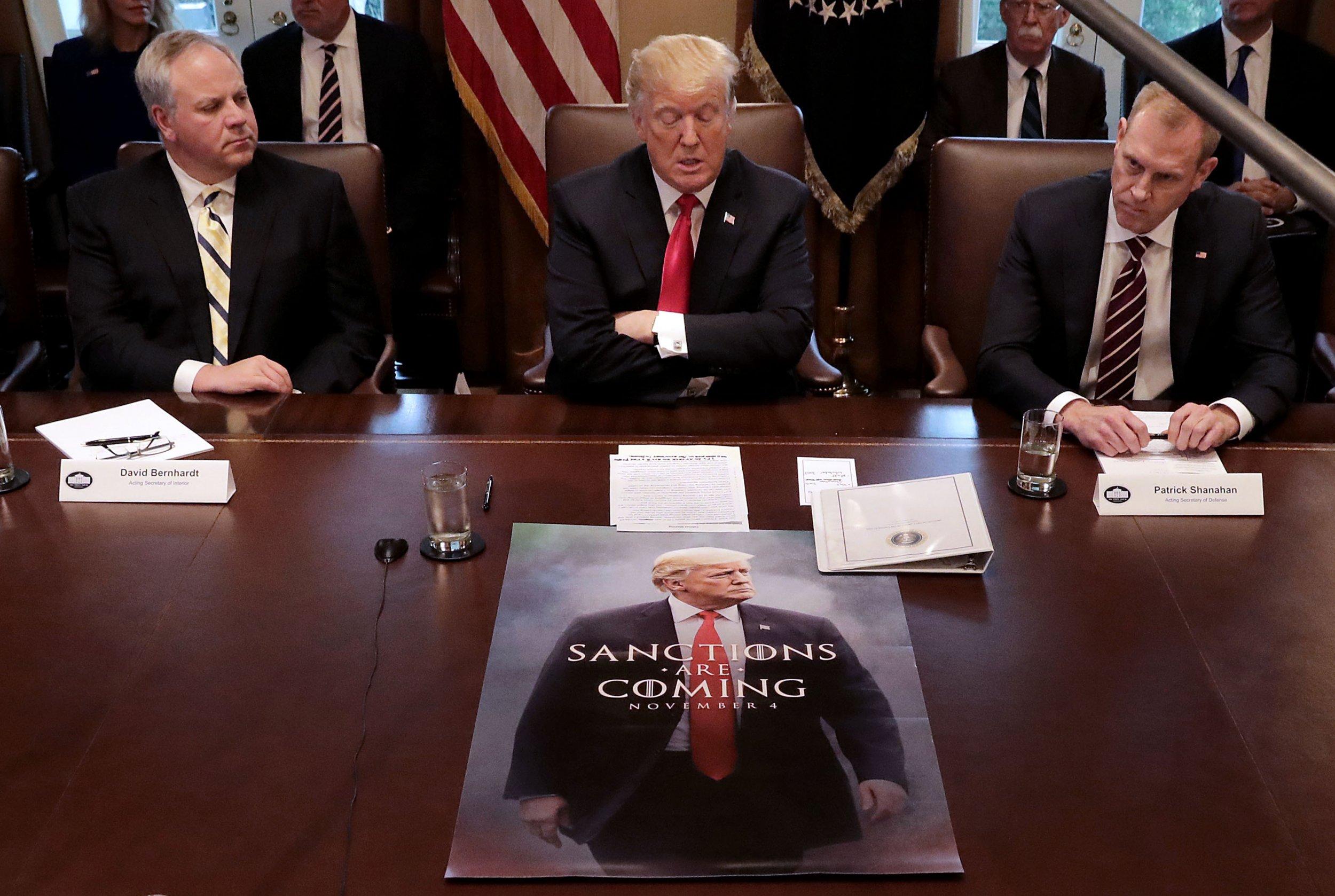 Donald Trump, Border Wall, Game of Thrones, Twitter, Shutdown, Stephen Colbert