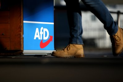 AfD Germany attack