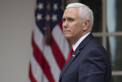 Mike Pence, false claims, terrorists, southern border