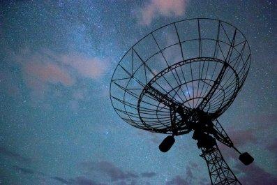 telescope radio signals