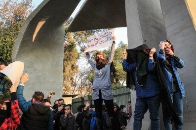 Iranian, lawmaker, warns, collapse, Soviet, Union