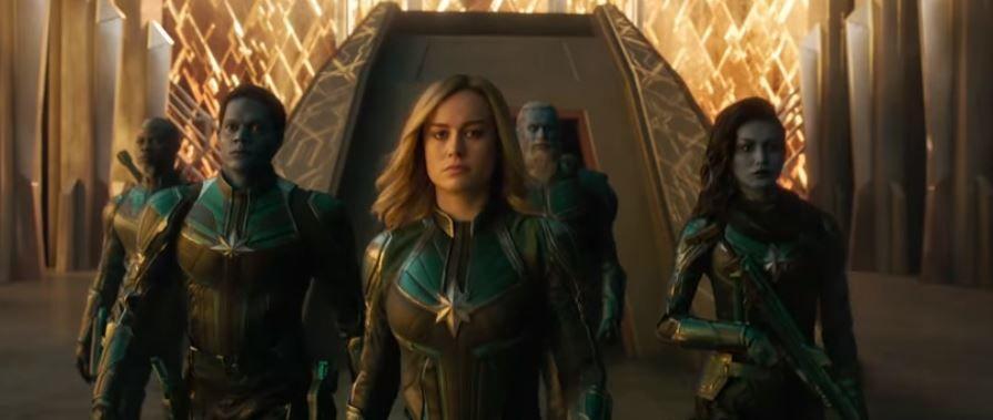 captain marvel kree starforce