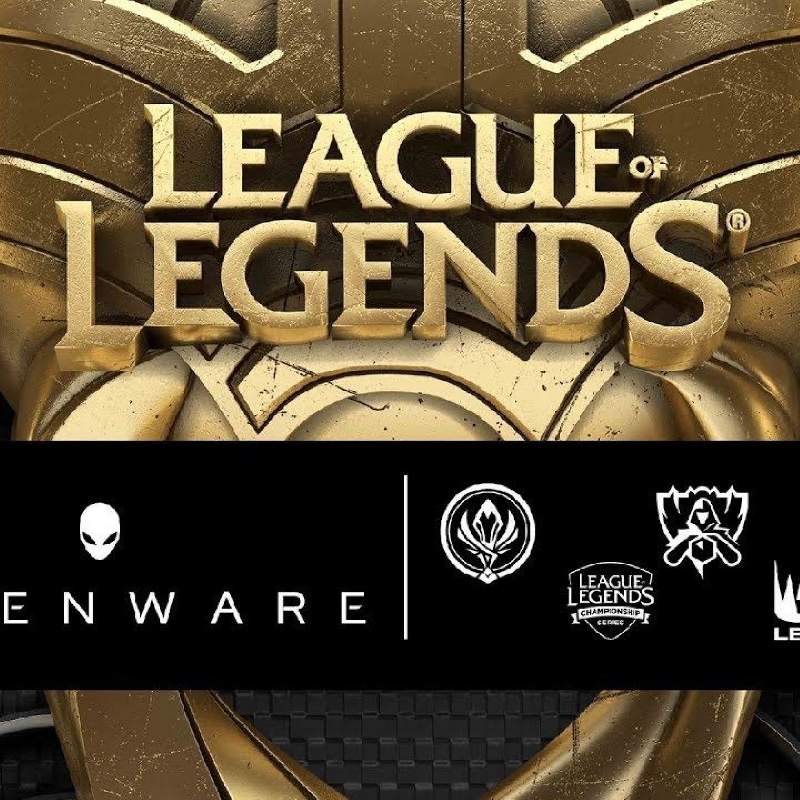 League of Legends' Partners with Alienware for Esports Events