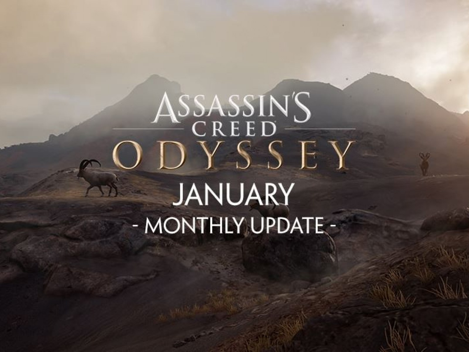 Assassin's Creed Odyssey' January Update: New Quests, Items, Rewards