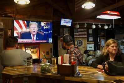 Donald Trump national speech border wall shutdown