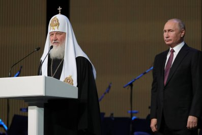 Smartphones, Antichrist, Russia, Patriarch Kirill, Church, Russian Orthodox