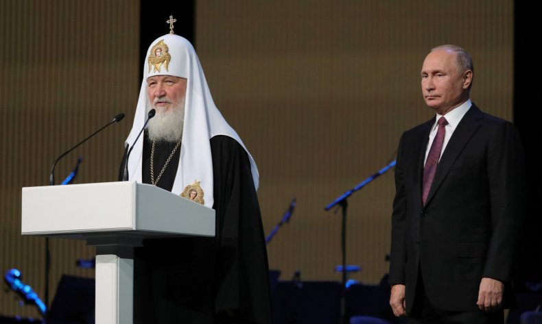 Smartphones, Antichrist, Russia, Patriarch Kirill, Church, Russian Orthodox