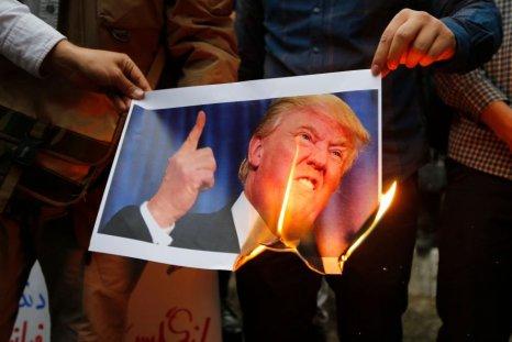 Iran, Trump, Administration, first, class, idiots