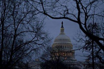 u.s. capitol during government shutdown