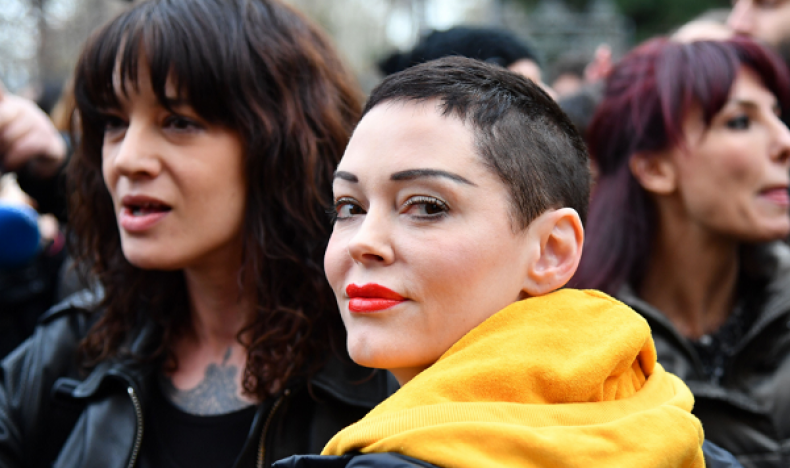 Rose McGowan Pleads No Contest to Drug Possession Charge
