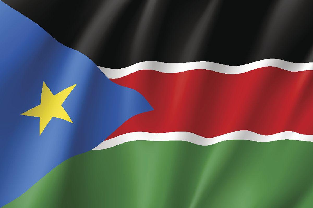 10 South Sudan