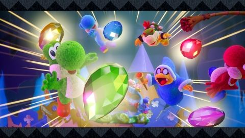yoshis crafted world image