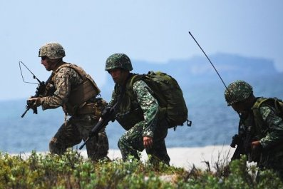 us, china, military, conflict, south, sea