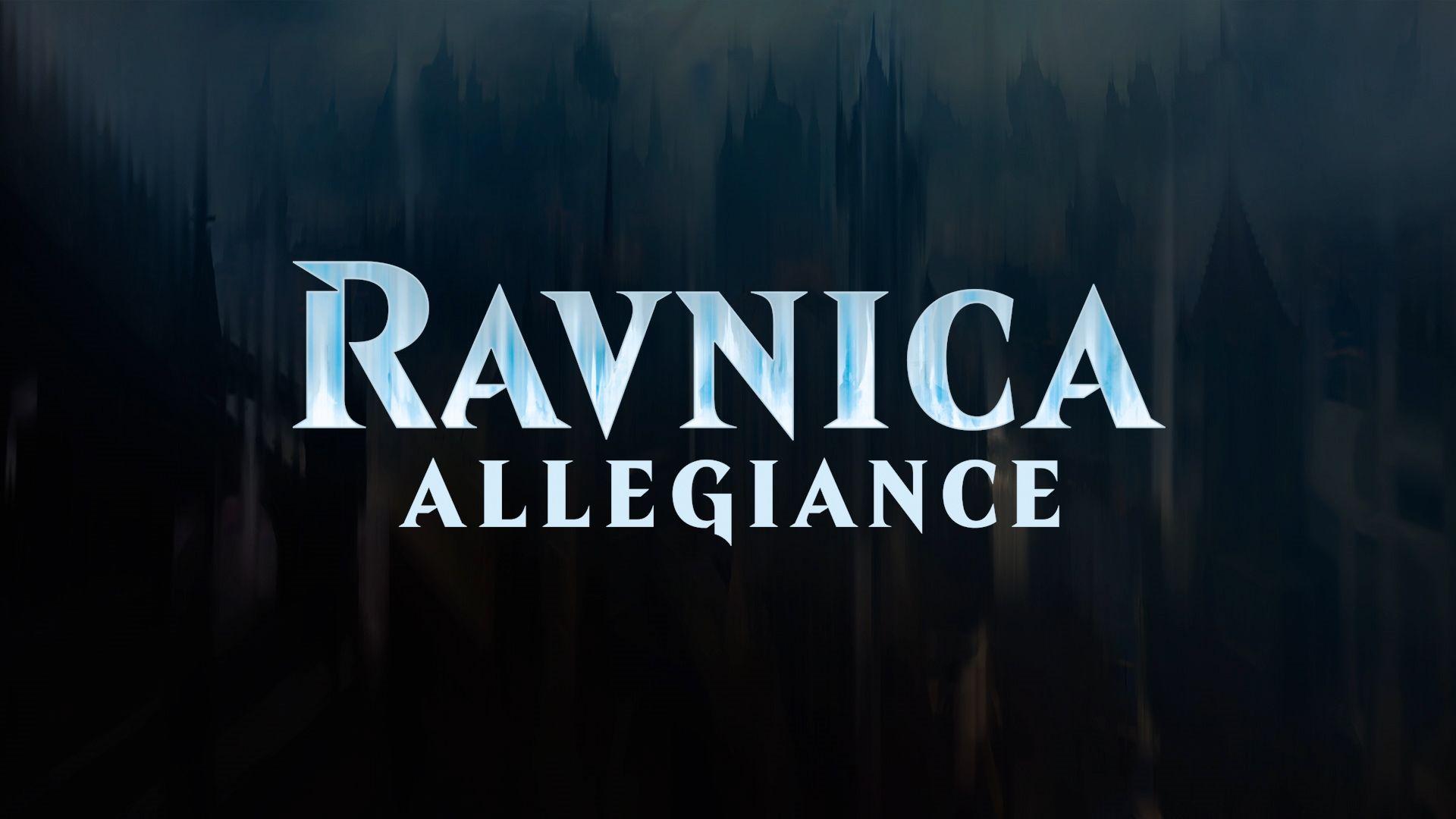 Ravnica Allegiance Logo