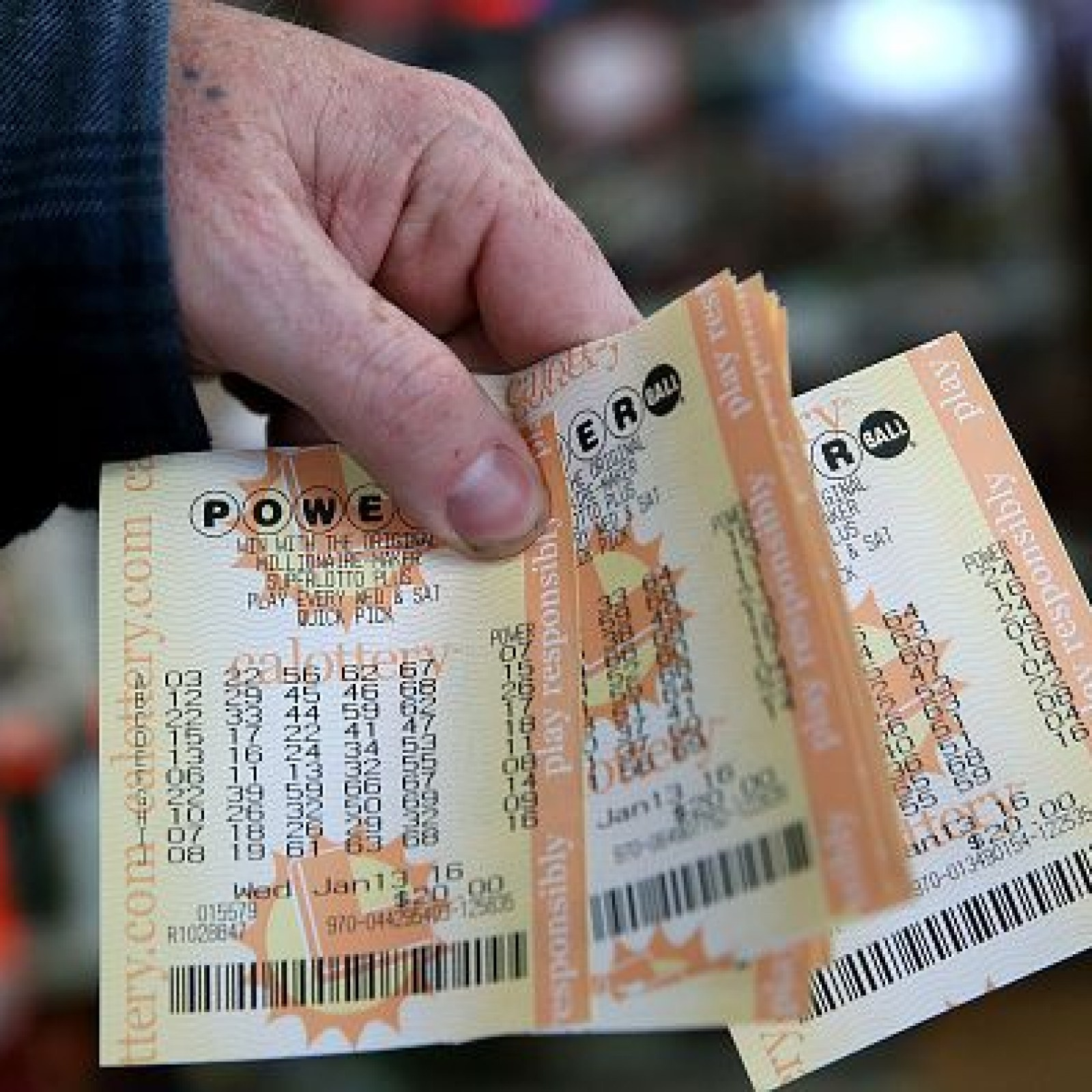 Powerball Numbers Results For 1 9 19 Did Anyone Win The Powerball