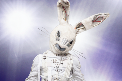 who is the rabbit the masked singer nsync joey fatone nick cannon Backstreet Boys new kids on the block