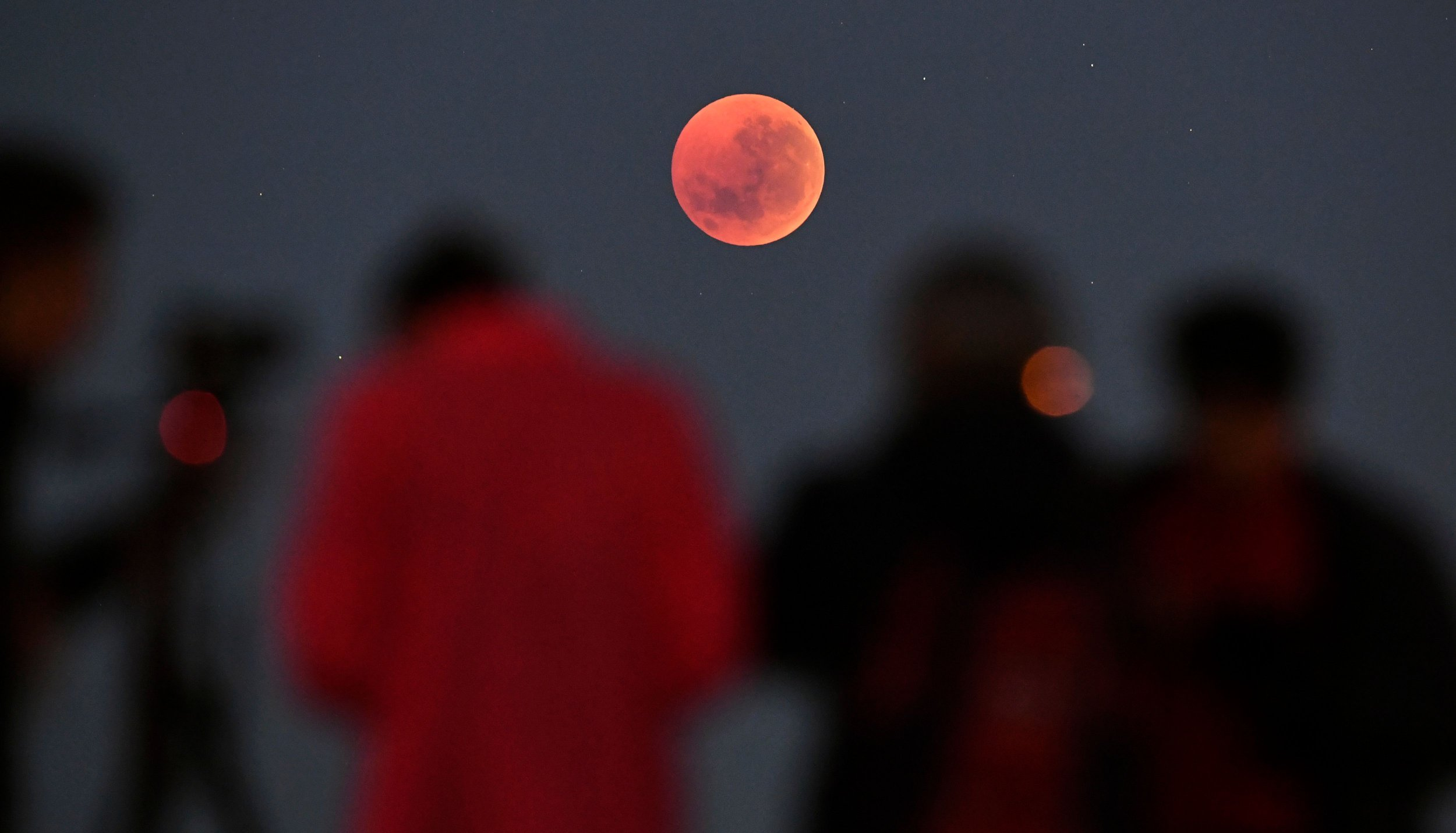 January's super wolf blood moon will be the last total lunar eclipse until 2021