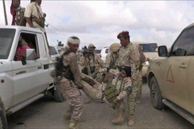 Yemen drone attack